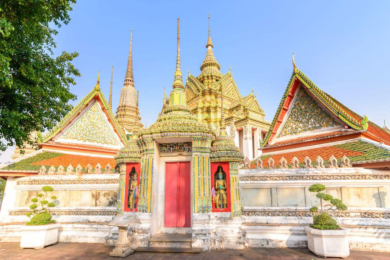 Beautiful stock photos of thailand, religion, spirituality, architecture, place of worship