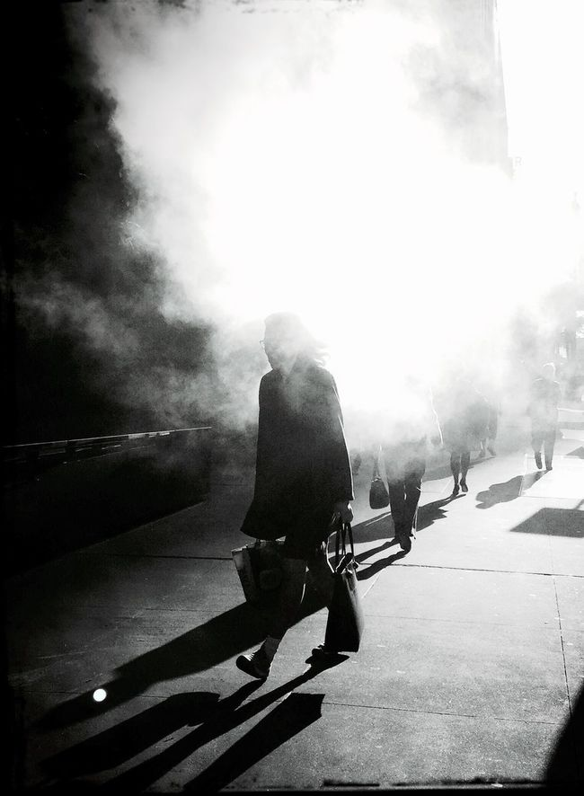 Steam in NYC