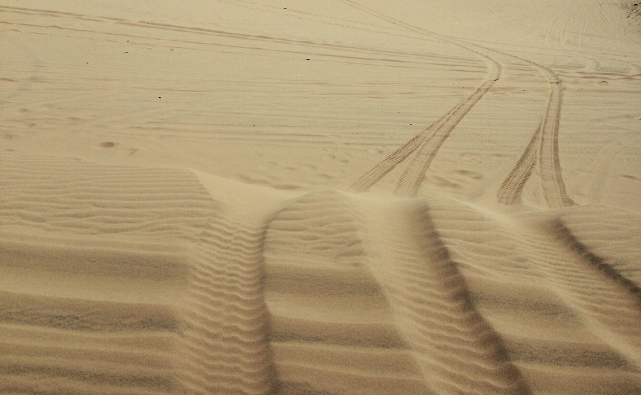 full frame, sand, no people, indoors, pattern, backgrounds, textile, wool, close-up, sand dune, day