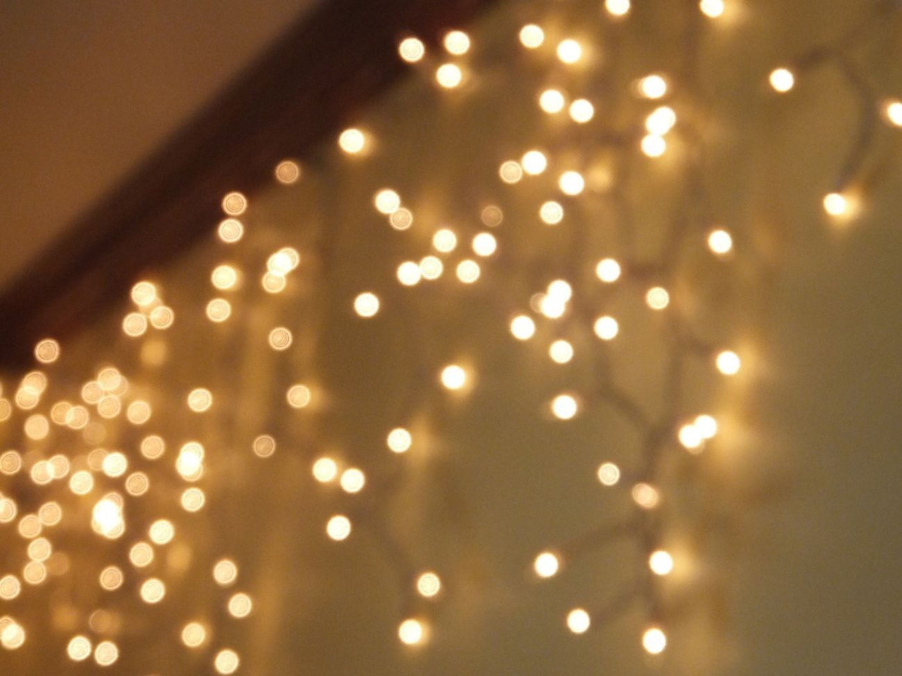Fairy Lights Warm'n'cosy Calming Calm