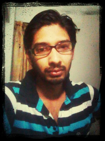 at home.. That's Me