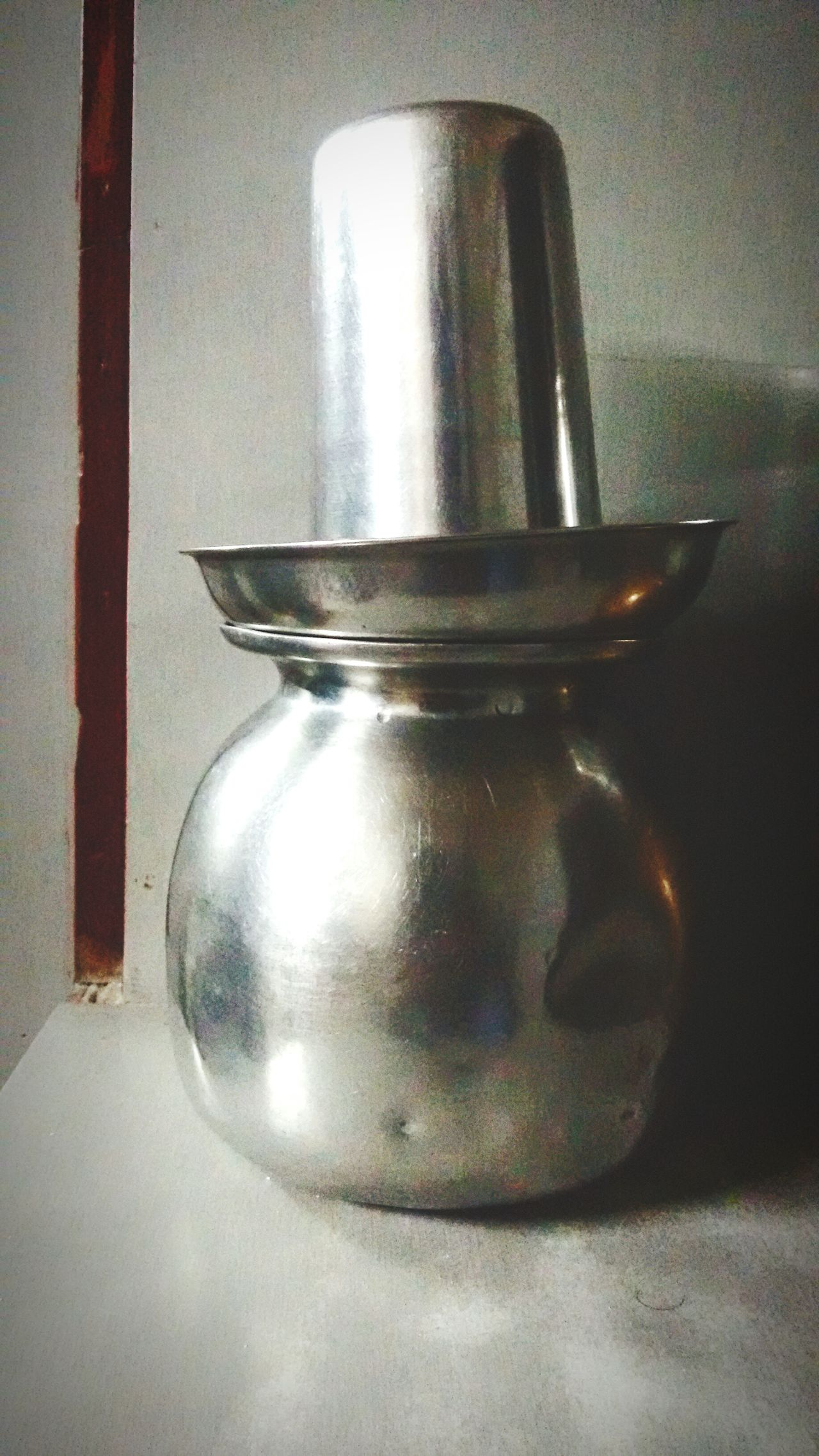 Indian utensil...water pot... Indian Culture  Indian Utensils Still Life Fine Art Photography EyeEm Gallery Randomshot Motog2click Light And Shadow Fresh On Eyeem  Glass Indian Style Popular Still Life Photography Showcase July Home Is Where The Art Is Eyeemphoto TakeoverContrast