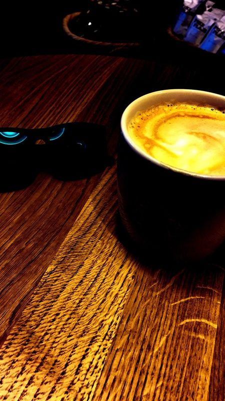 Food And Drink Coffee - Drink Table Indoors  Wood - Material No People Drink Food Frothy Drink Close-up Freshness Day