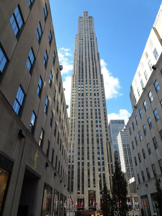 Amazing Architecture Amazing View Hello World Relaxing Time Hello World Happy Moments Of Life Rockefeller Center Big Apple View A Must Go Place NYC Photography Very Interesting Travel Destinations Enjoy The World New York City High Rise Buildings In New York City Enjoying Life Beautiful View Beutiful Moments.  Nice View In New York City Us
