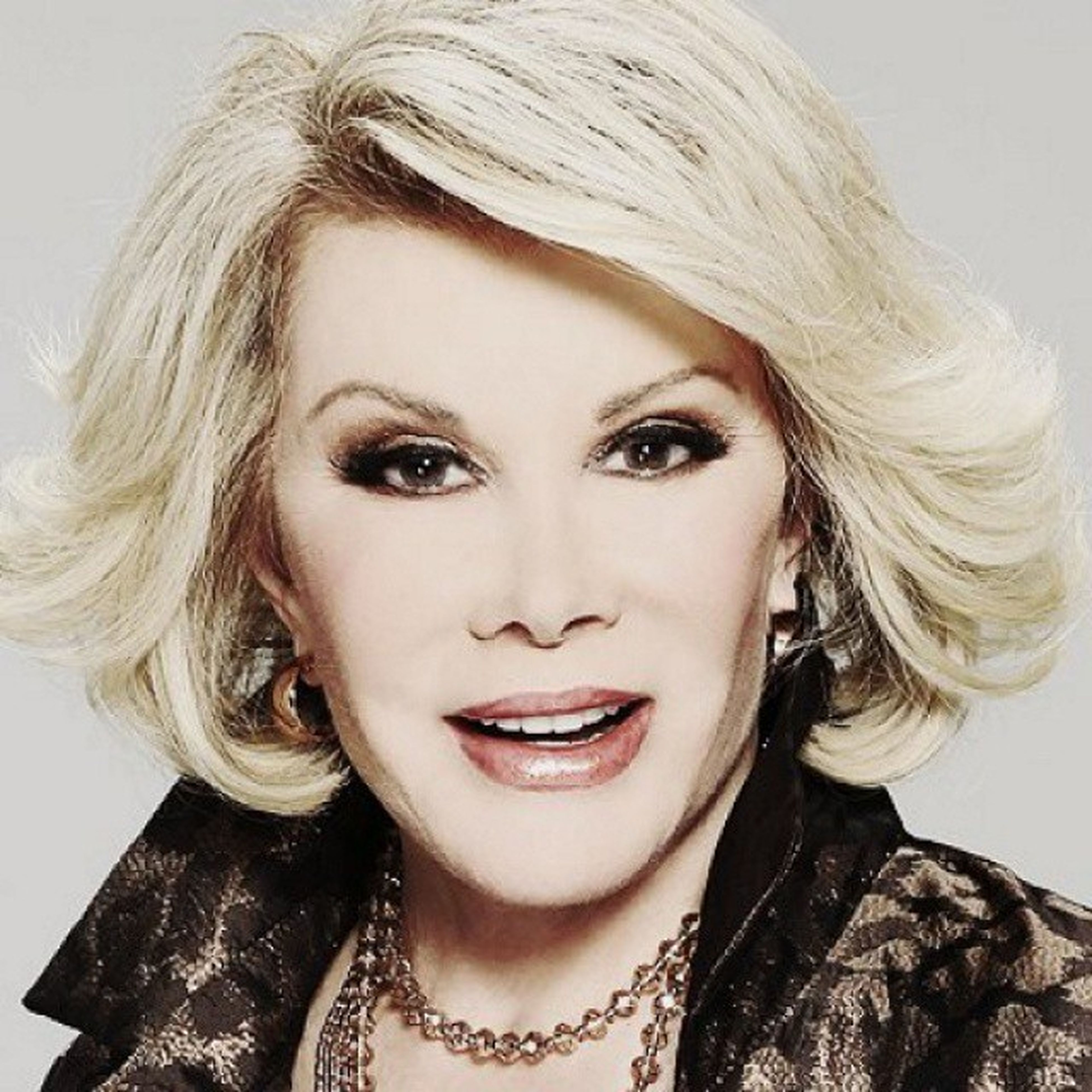 God ... it's SO horrible !!!! Joan Rivers. She bestowed love, warmth, smile, crazy mood & ... it was SO incredible !!! Rest in peace... :( JoanRiverd ♥ forever always