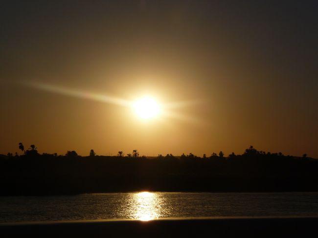 Egypte ´11 Coucher De Soleil Nature ExterieuréTranquilityqBeauté De La NaturenOrange Orange ColoreCalmerLumière Du Soleil Destination De Voyage MajestueuxeCieluIdylliqueyHalouSoleil soleil