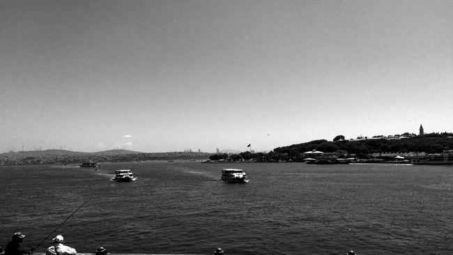 Monochrome Photography Eminönü/ İstanbul