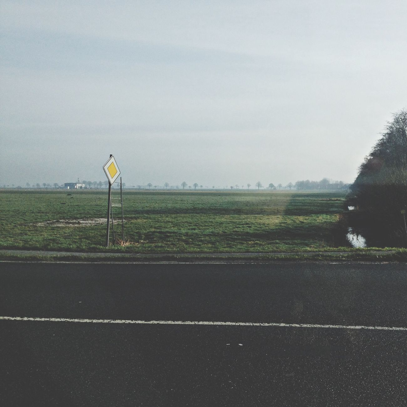 Driving Leer (Ostfriesland) Dusk Freedom