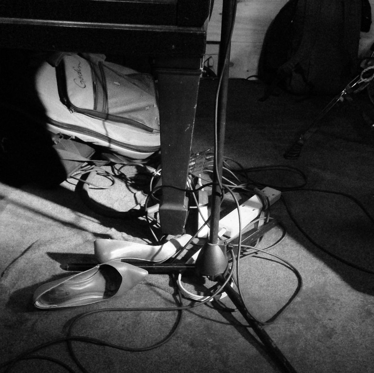 Magda's Shoes Music Black And White Blackandwhite