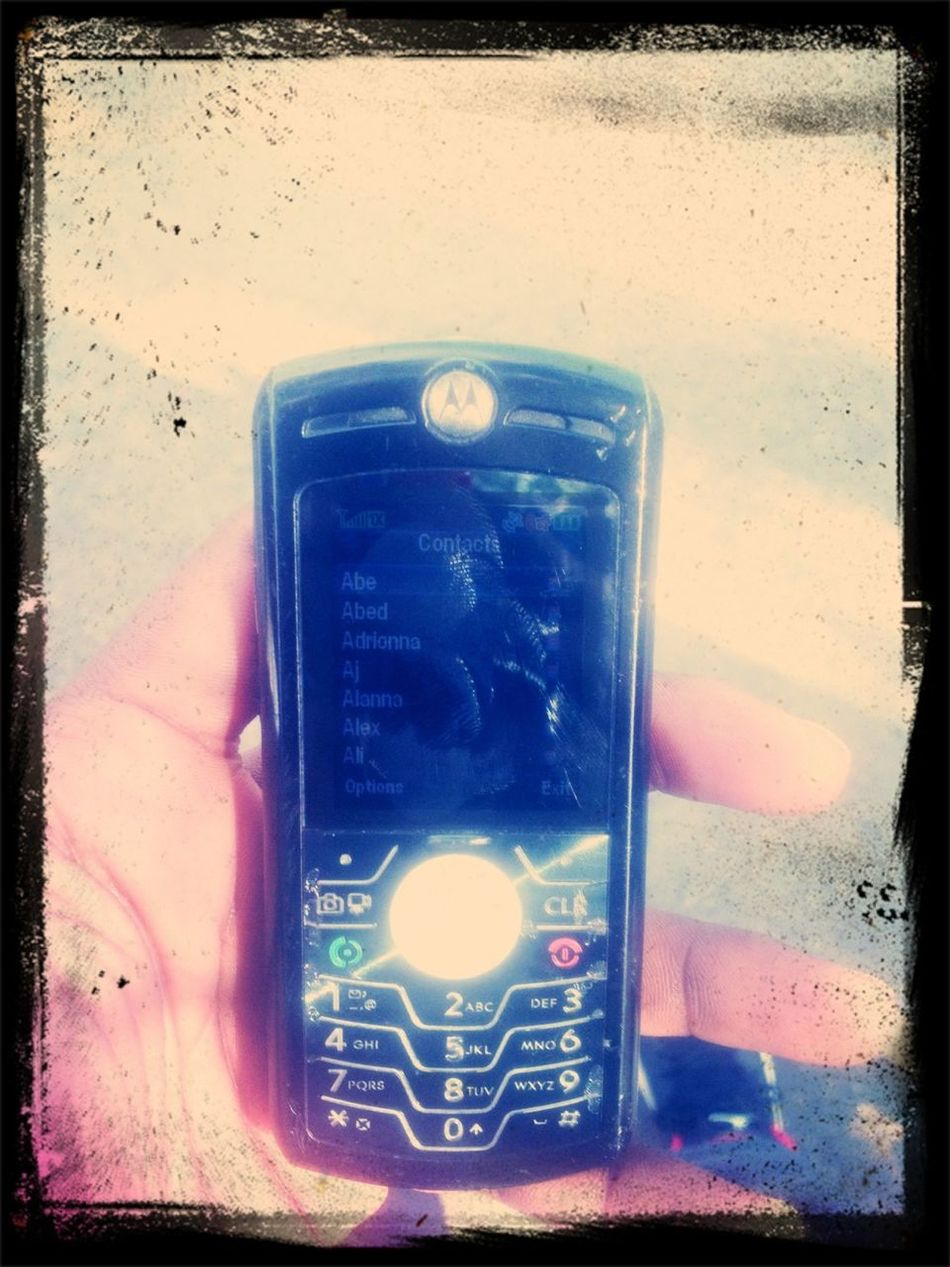 Who remember this phone?