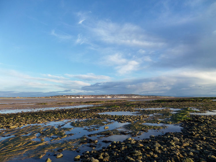 Beach Beauty In Nature Coastline Coastline Landscape Day Landscape Landscape #Nature #photography Landscape_Collection Nature No People Outdoors Reflection Scenics Sky Tide Tranquil Scene Tranquility Uk Water Wirral Wirral Estuary Hoylake Beach Wirral Peninsula Wirralcountrypark