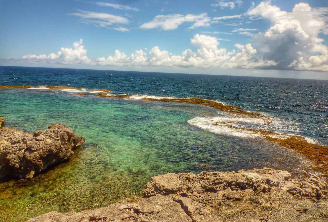 Beautiful stock photos of ocean, Cloud, Day, Horizon Over Water, Nature