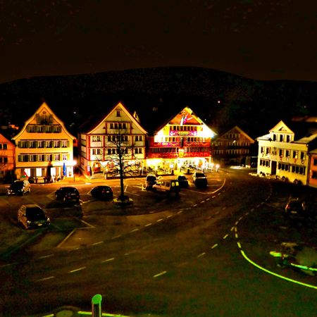 9/15 Appenzell-Winter-2015 Appenzell Village Appenzell By Jacklycat ~~~~~ Not My Best  Photo ....