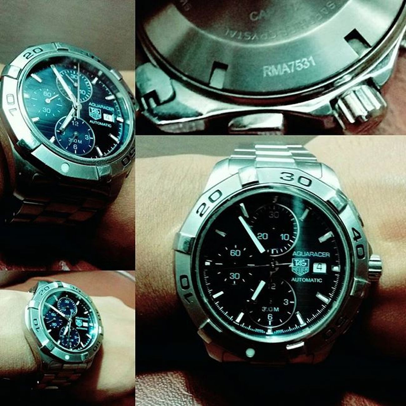 My_new Taghuer Watch_collection No. 3