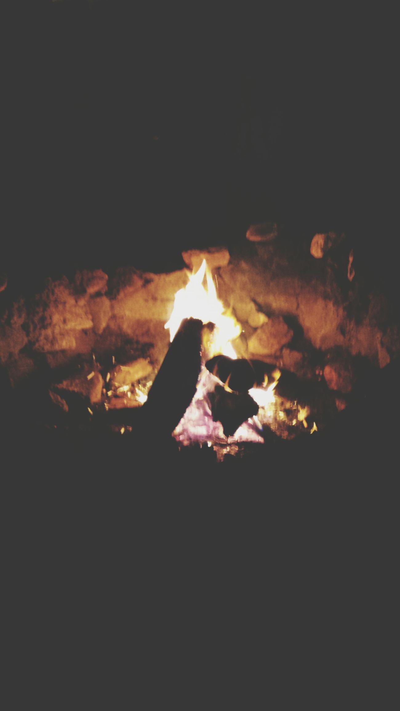 Nature Bombfire