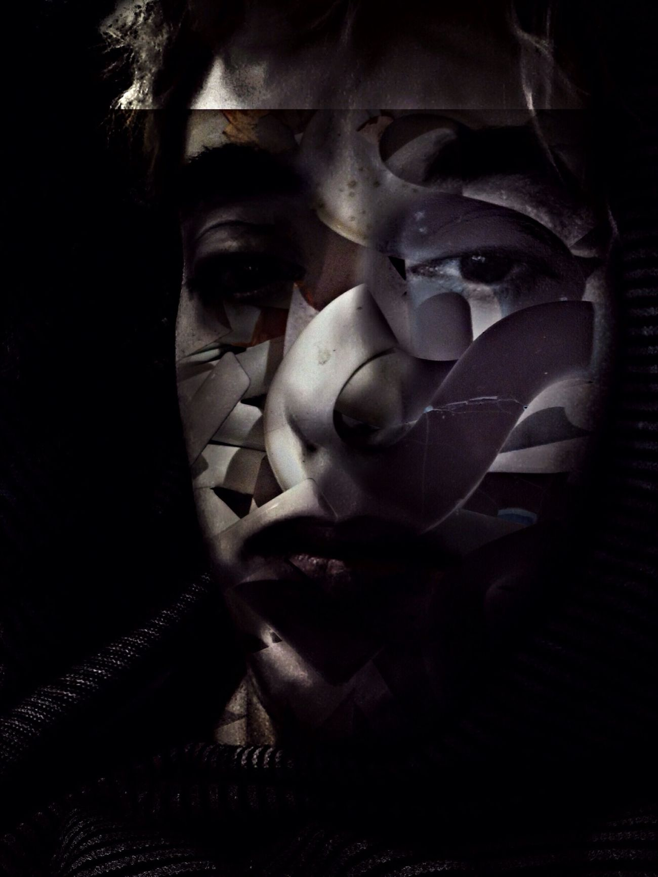 Alphabetti spaghetti - spell out my face Self Portrait NEM Self The Portraitist - 2014 EyeEm Awards Alphabetography