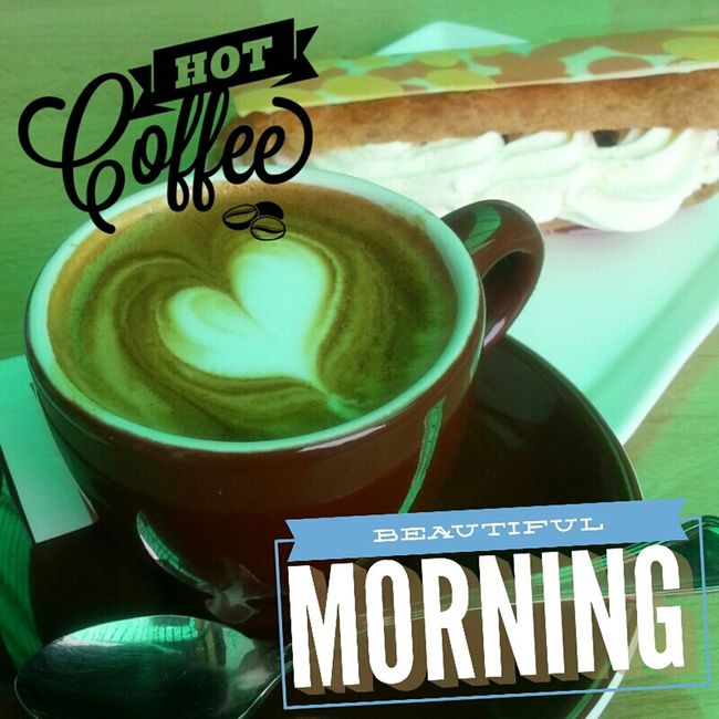 Coffee ☕ in the Morning ! Morning Coffee Rush Relaxing