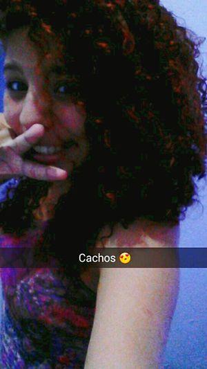 Cachos 😍 Cabelomeu Cachosmeus Amo❤