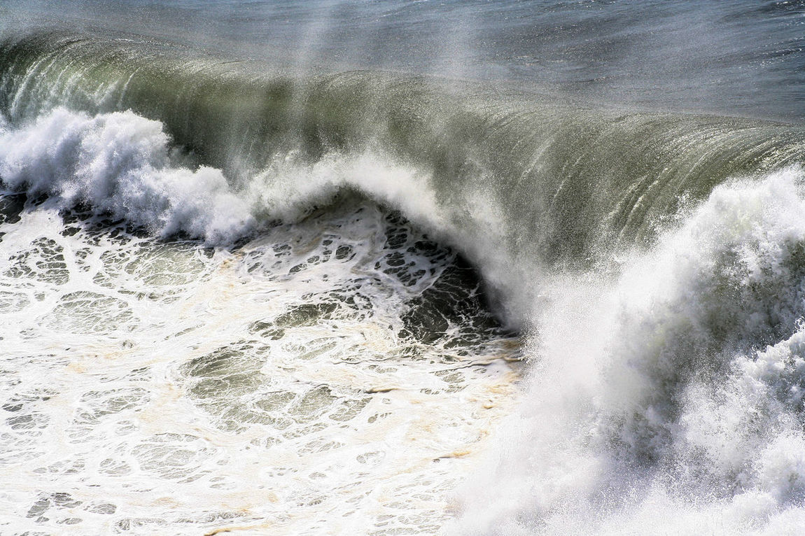 After a storm at Azores. Beauty In Nature Brandung Gewalt Gischt Nature Naturschutzgebiet Naturwunder Outdoors Wave Waves Waves And Rocks Waves Crashing Waves, Ocean, Nature Weiss Wellen