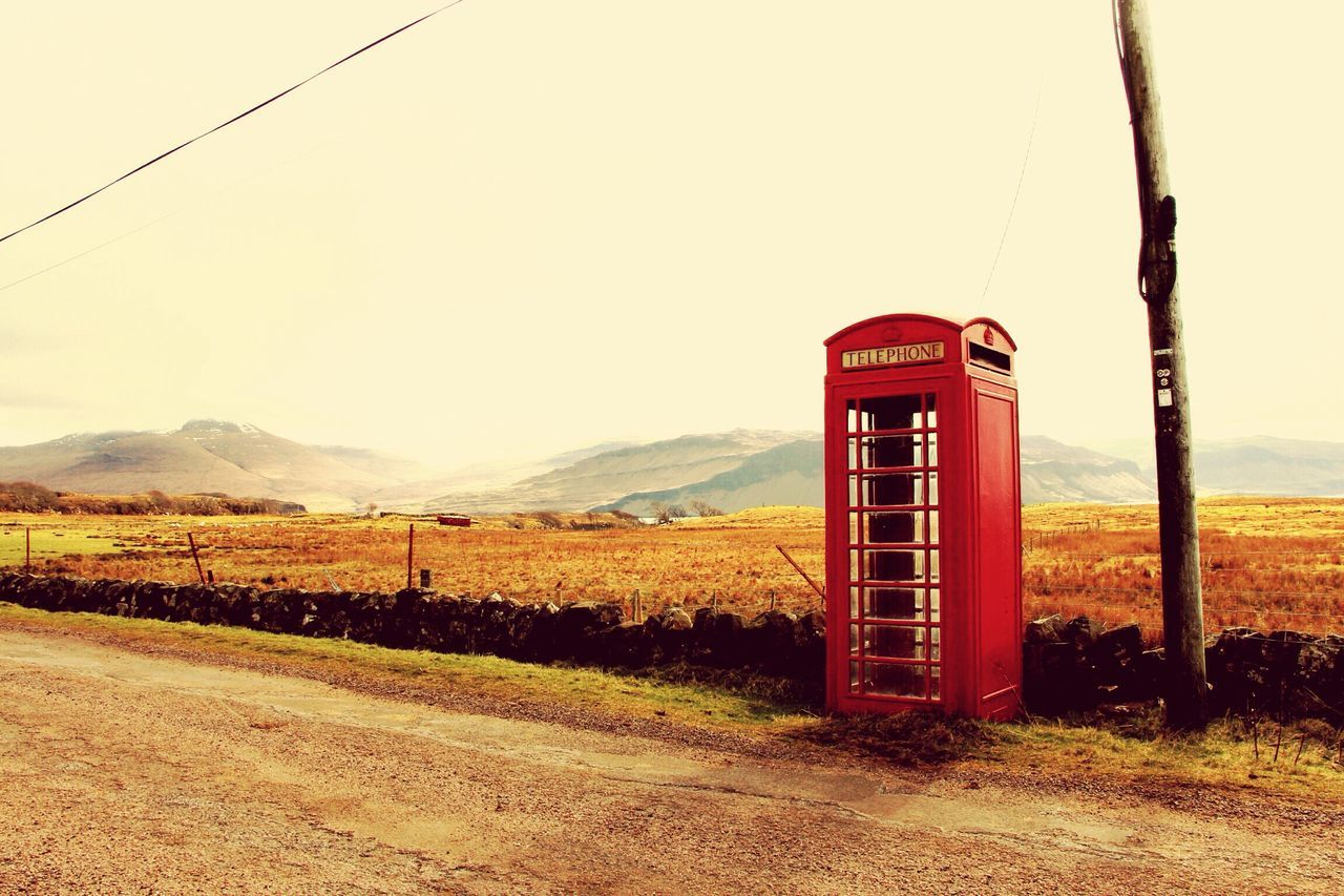 Beautiful stock photos of scotland, communication, sky, old-fashioned, no people
