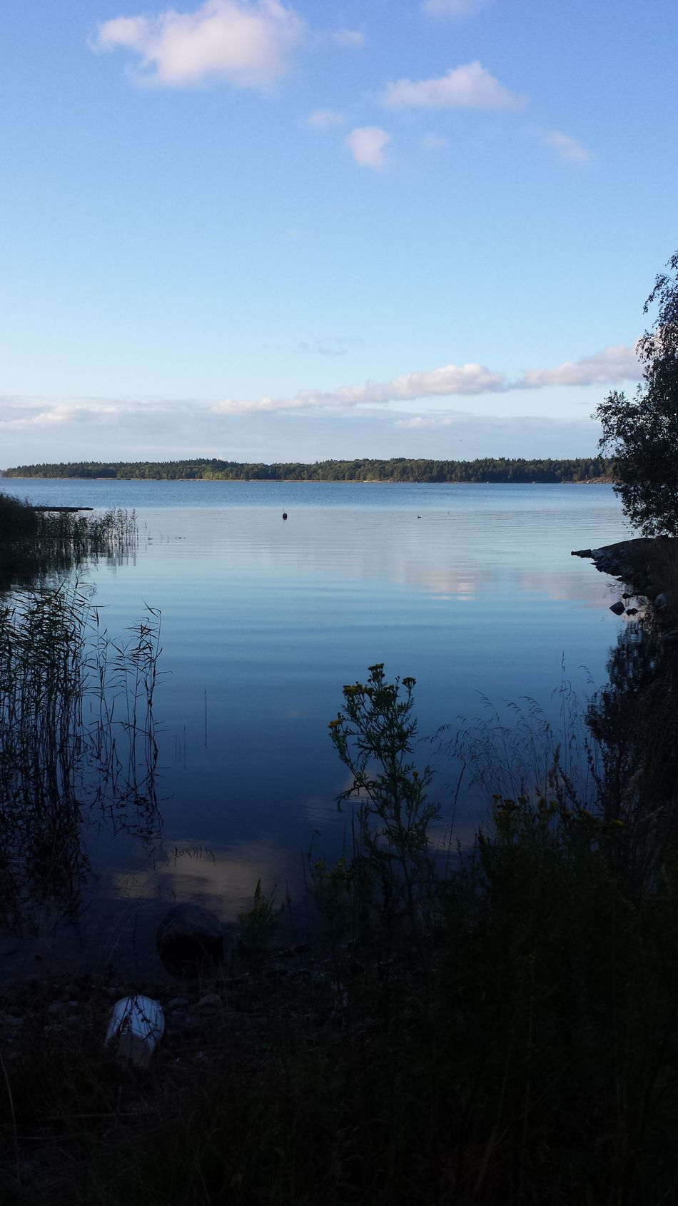 Autumn approaching at home Eye Em Nature Lover Sea And Sky Water Reflections Landscape_Collection