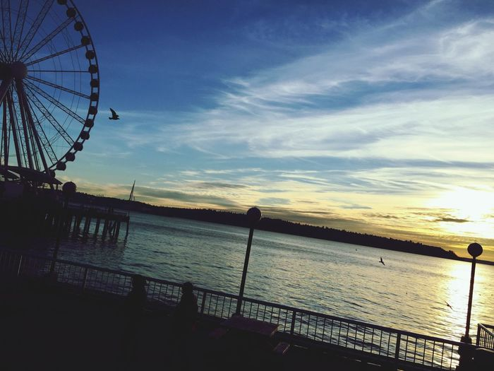 Perfect day in Seattle. Seattleadventures