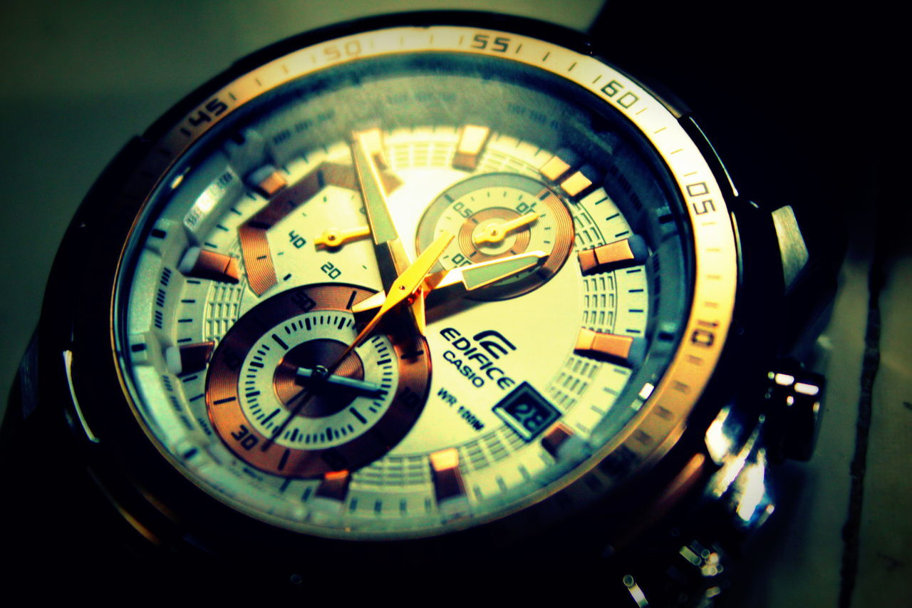 time, accuracy, watch, number, close-up, navigational compass, minute hand, technology, clock, no people, clock face, roman numeral, hour hand, outdoors, day