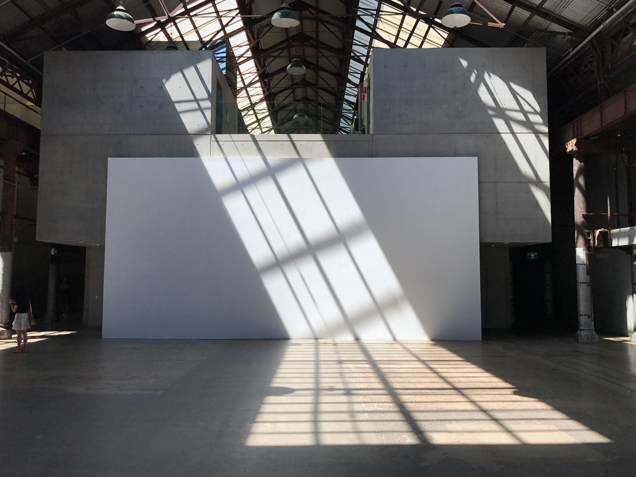 Indoors  Tiled Floor Entrance Architecture Modern No People Day Light And Shadow The City Light Natural Light