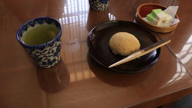 Street Food Worldwide Warabimochi わらび餅 Japanese Food Ultimate Japan