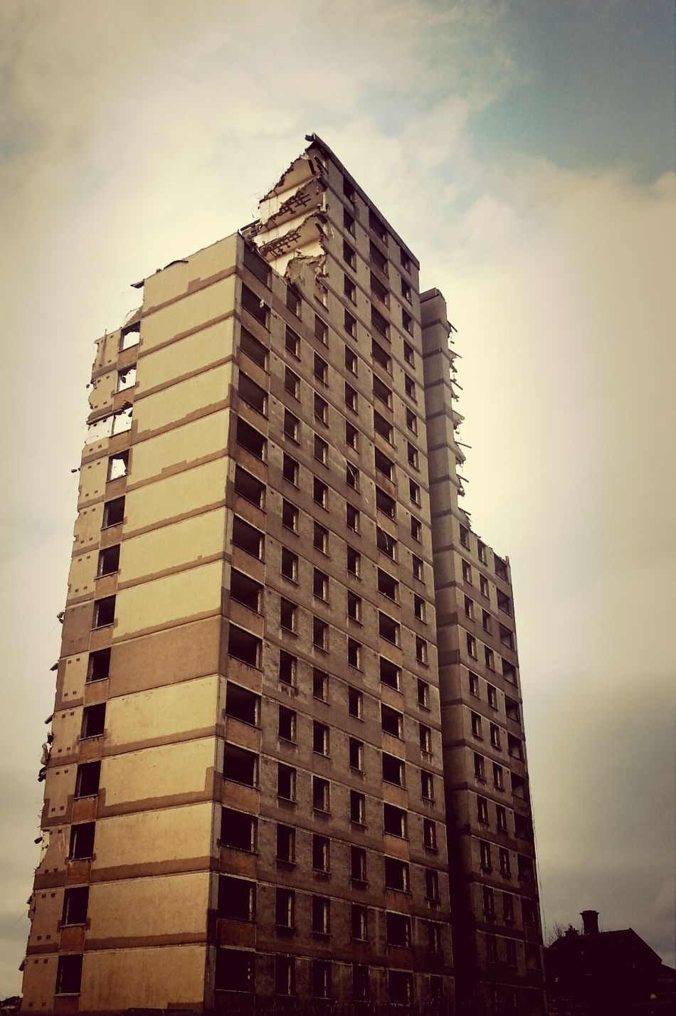 Highrise Demolition