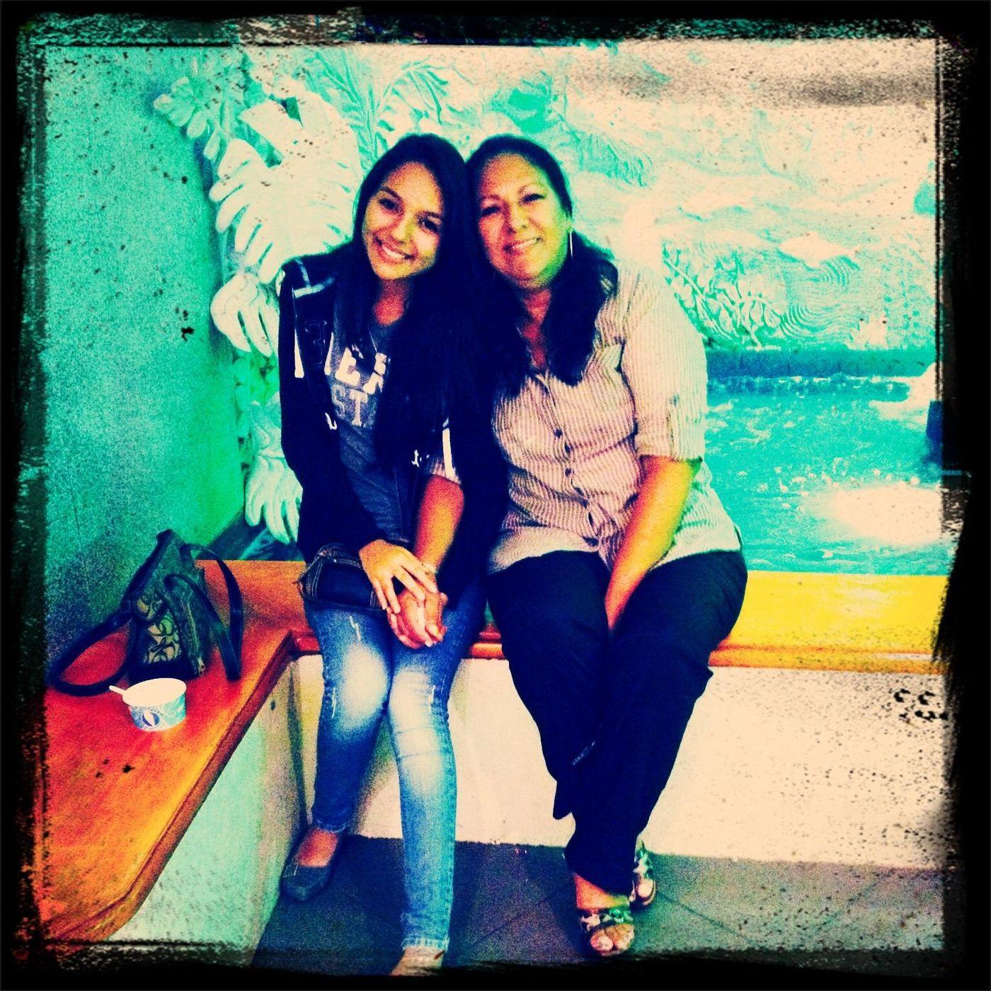 I love you mom ❤️