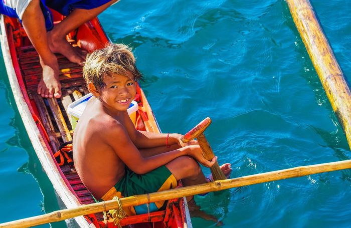 Child of Sea, Batangas Philippines One Person Child Journalism Day Coin Divers Sea Real People Real Life EyeemPhilippines EyeemPhilippines Batangas,philippines Happy Colorful Life People