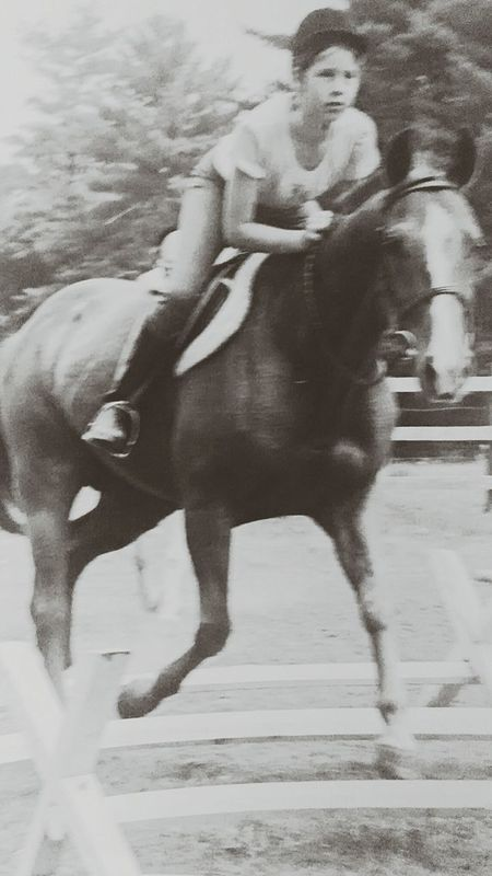 Throwbackthursday  That's Me 10 Years Old! Riding My Horse Horse Jumping I Love My Horse Swedish Girl Popular Photographs Fun Photooftheday