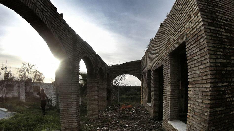 Casa House Abandoned Abandoned Places Beautiful Nature Gopro Eyefish
