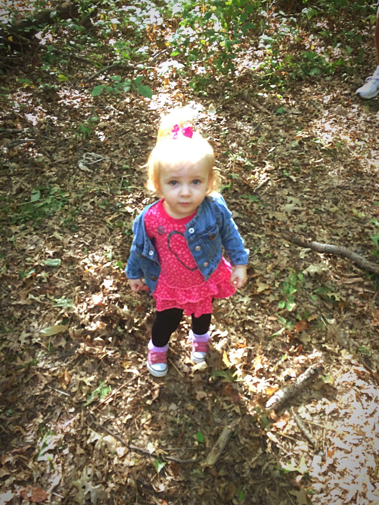 Hicking with my little princess 👑👶🏼 First Eyeem Photo Adrianna