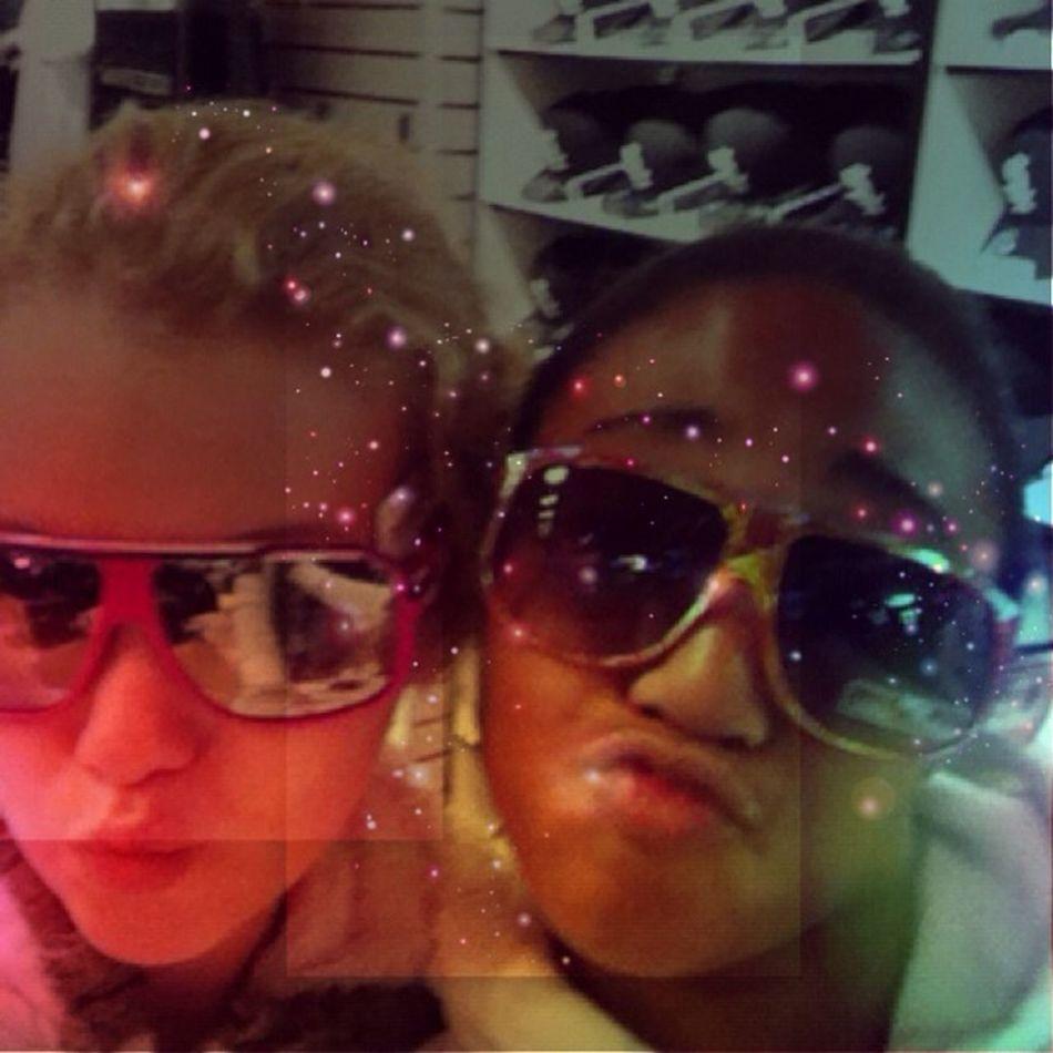 With Nina!❤