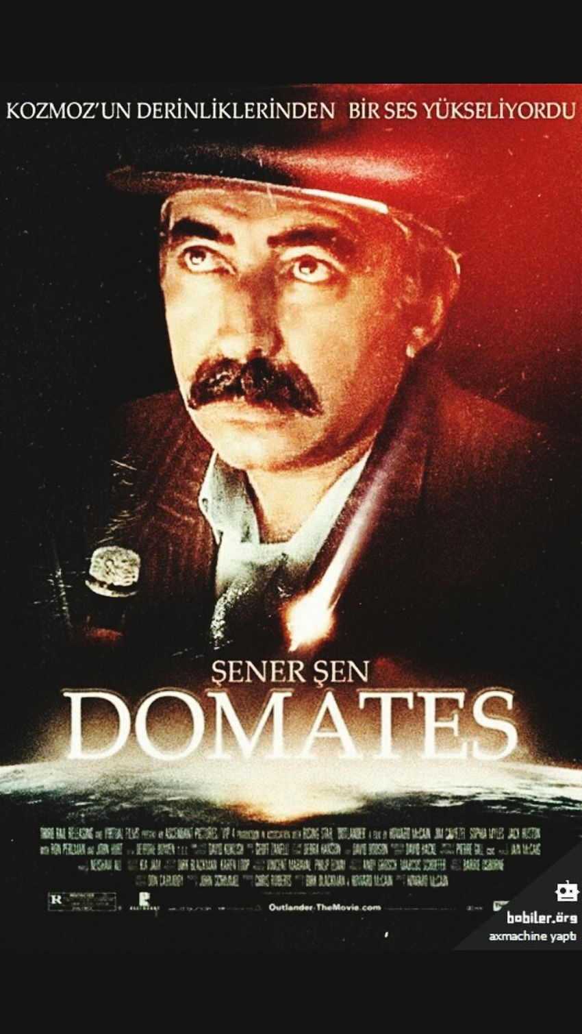 şener şen Domates Cokguldum Büyükustad Yeşilçam  Movieposter Poster