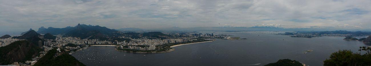 Landscape Mountain Tranquility Eyemphotography Rio De Janeiro Beauty In Nature Baía De Guanabara Horizonte