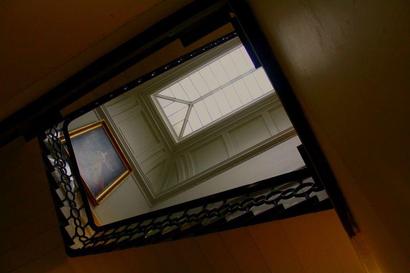 Stairways Beautiful lighting and structure Architecture Beautiful Buildings Architecturelovers This Week On Eyeem Stairwell Stairway