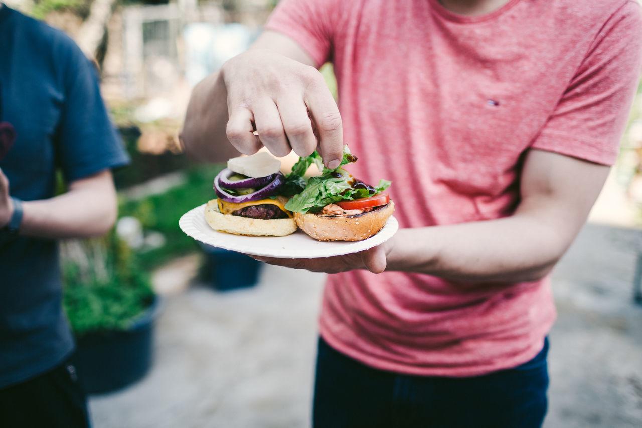 Beautiful stock photos of deutschland, Berlin, Burger, Close-Up, Food