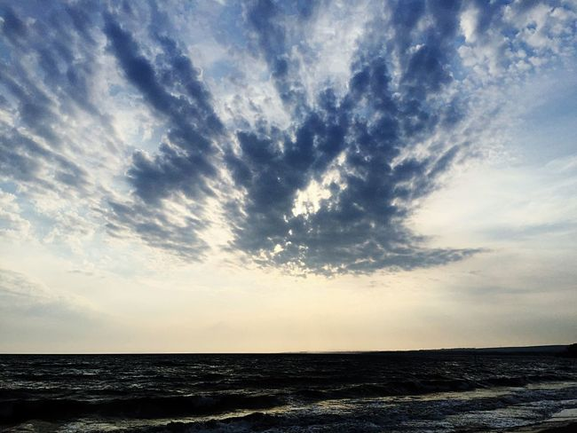 The Great Outdoors With Adobe Sunset #sun #clouds #skylovers #sky #nature #beautifulinnature #naturalbeauty #photography #landscape Eye Em Scotland Portobello Beach, Edinburgh Eye Em Nature Lover The Architect - 2016 EyeEm Awards