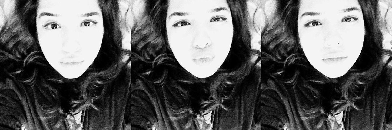 Eyeliner Myself Faces Of EyeEm That's Me Hello World Blackandwhite