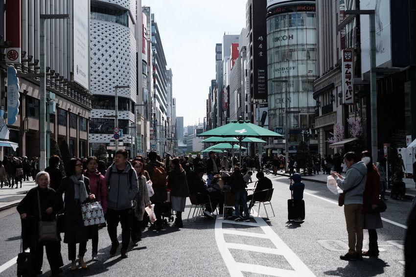 銀座/Ginza, Tokyo Cityscape Fujifilm FUJIFILM X-T2 Fujifilm_xseries Ginza Japan Japan Photography Street Streetphotography Tokyo X-t2 東京 銀座