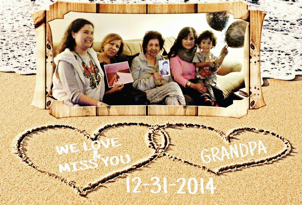 Grandma, aunt Debbie, aunt Rachel, Sabrina and my Jr.