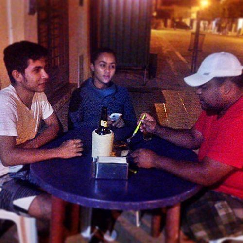 Comemorando o fimzim do niver do nosso amigo Jack's Breja Barzim Very Good Cariri ????