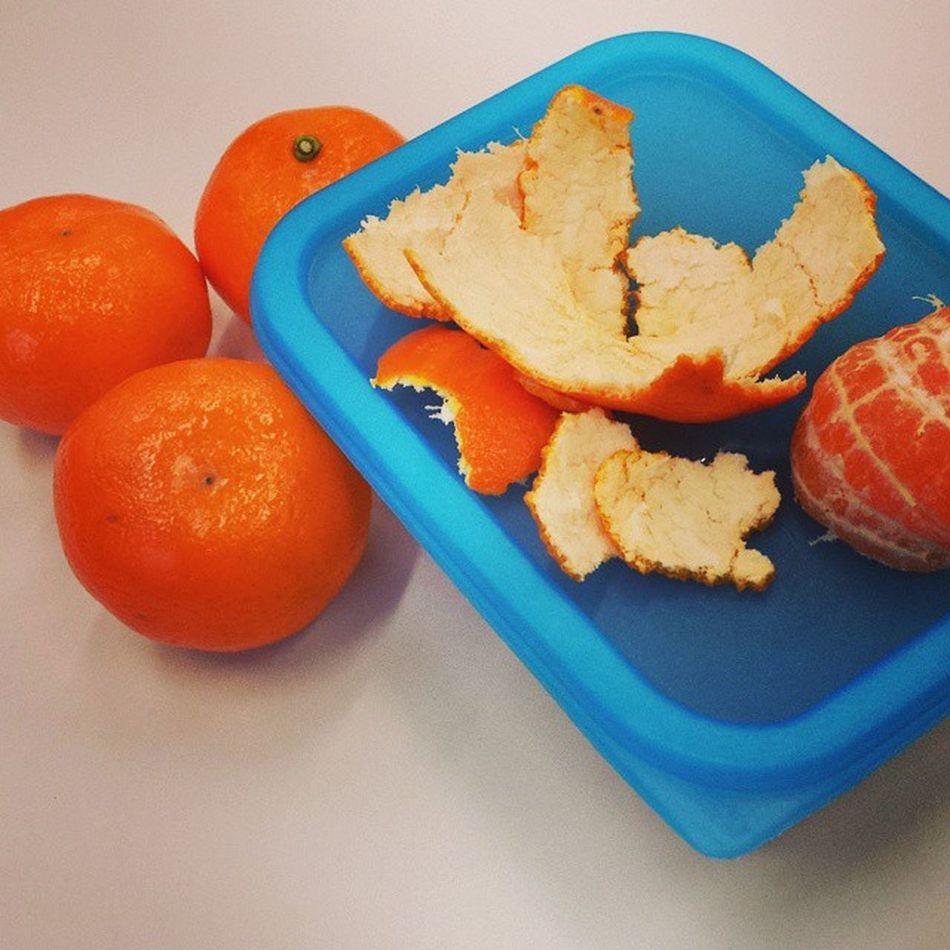 Meine Gesundheitsration für zwischendurch... ? Healthy Food Mandarinen Karotten backontrack