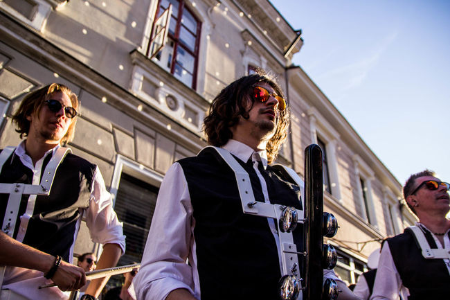 Arts Culture And Entertainment Carneval City Drum Drums Holiday - Event Men Musician People Pécs