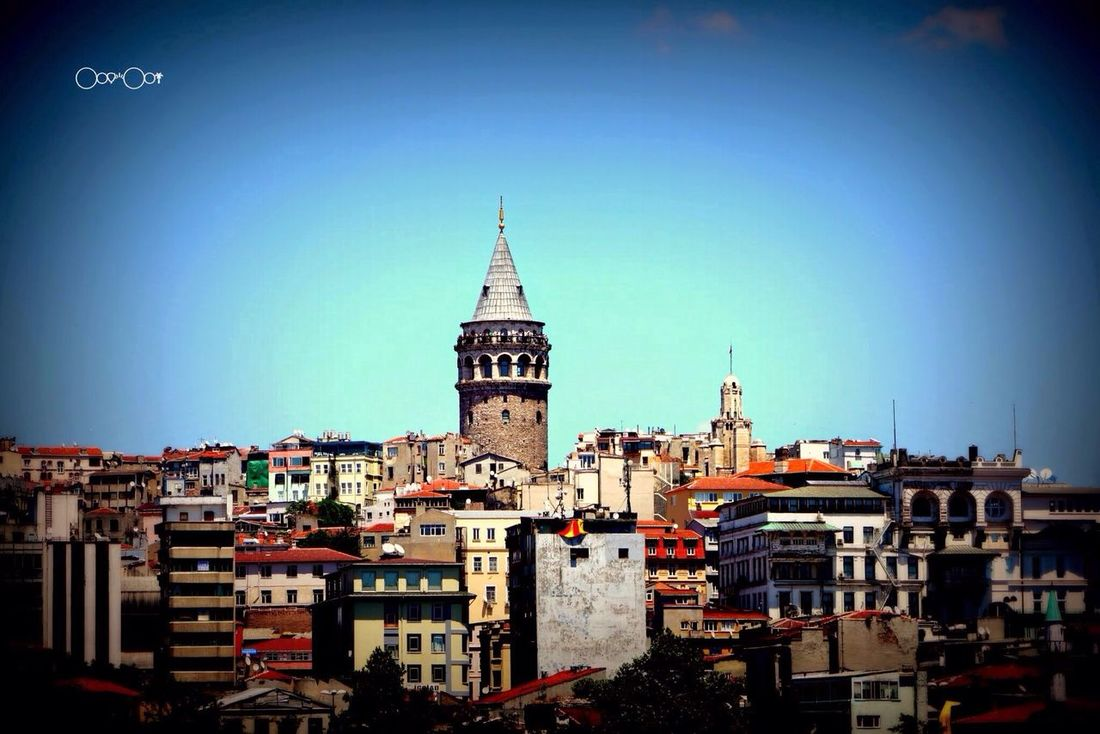 Tower Cityscapes Galata Kulesi Getting Inspired