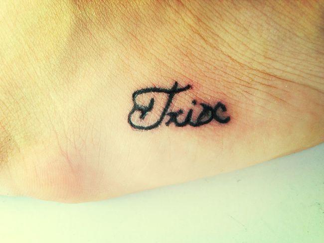 MaxArt Drunk Tattoo Foot