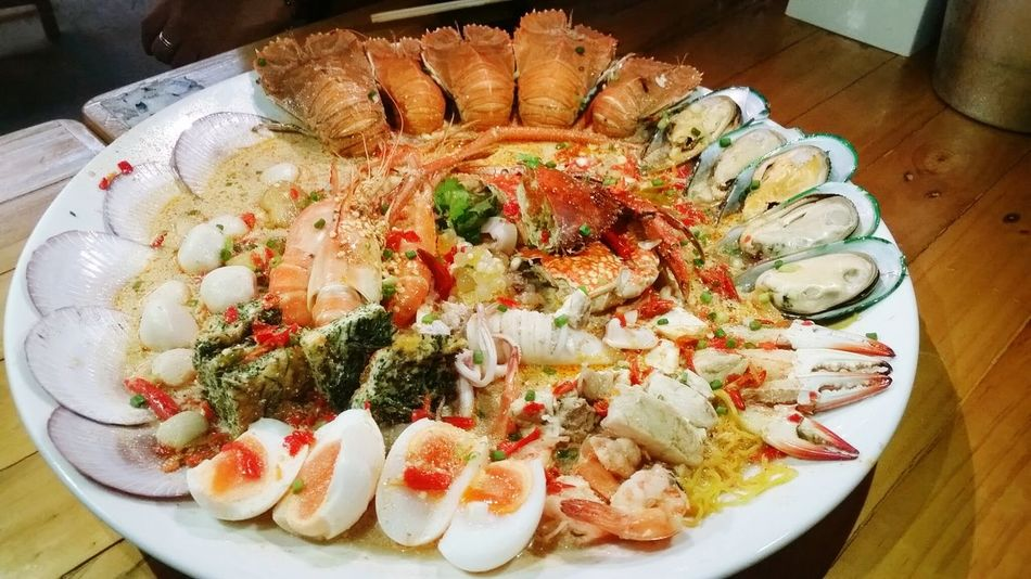Seafood Freshness Healthy Eating Food Food And Drink Healthy Lifestyle Fish Market Market Close-up Ready-to-eat No People Indoors  Octopus Thailand Thai Food Thai Foods Tomyamkung Tomyamseafood Tomyamsoup  Tomyam Noodles Restaurant Thai Restaurant Shrimps Noodle Thai Noodle